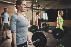 HIIT Training at Elevate Fitness