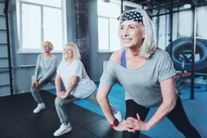 Stay Fit After 50 at Elevate Fitness