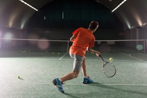 My Tennis Journey at Elevate Fitness