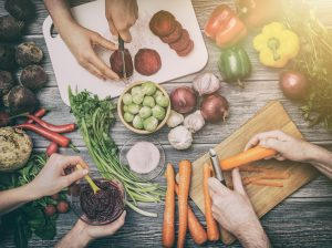 Healthy Eating Habits at Elevate Fitness