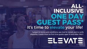 Elevate Fitness Guest Pass
