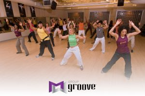 Group Groove Class at Elevate Fitness in Dewitt and Liverpool