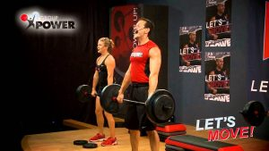Group Power Class at Elevate Fitness in Liverpool and Dewitt