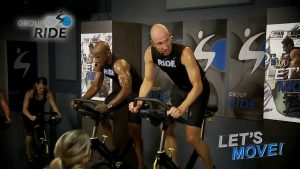 Group Ride Indoor Spin Class at Elevate Fitness in Dewitt and Liverpool