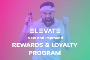 Elevate Fitness Reward Program
