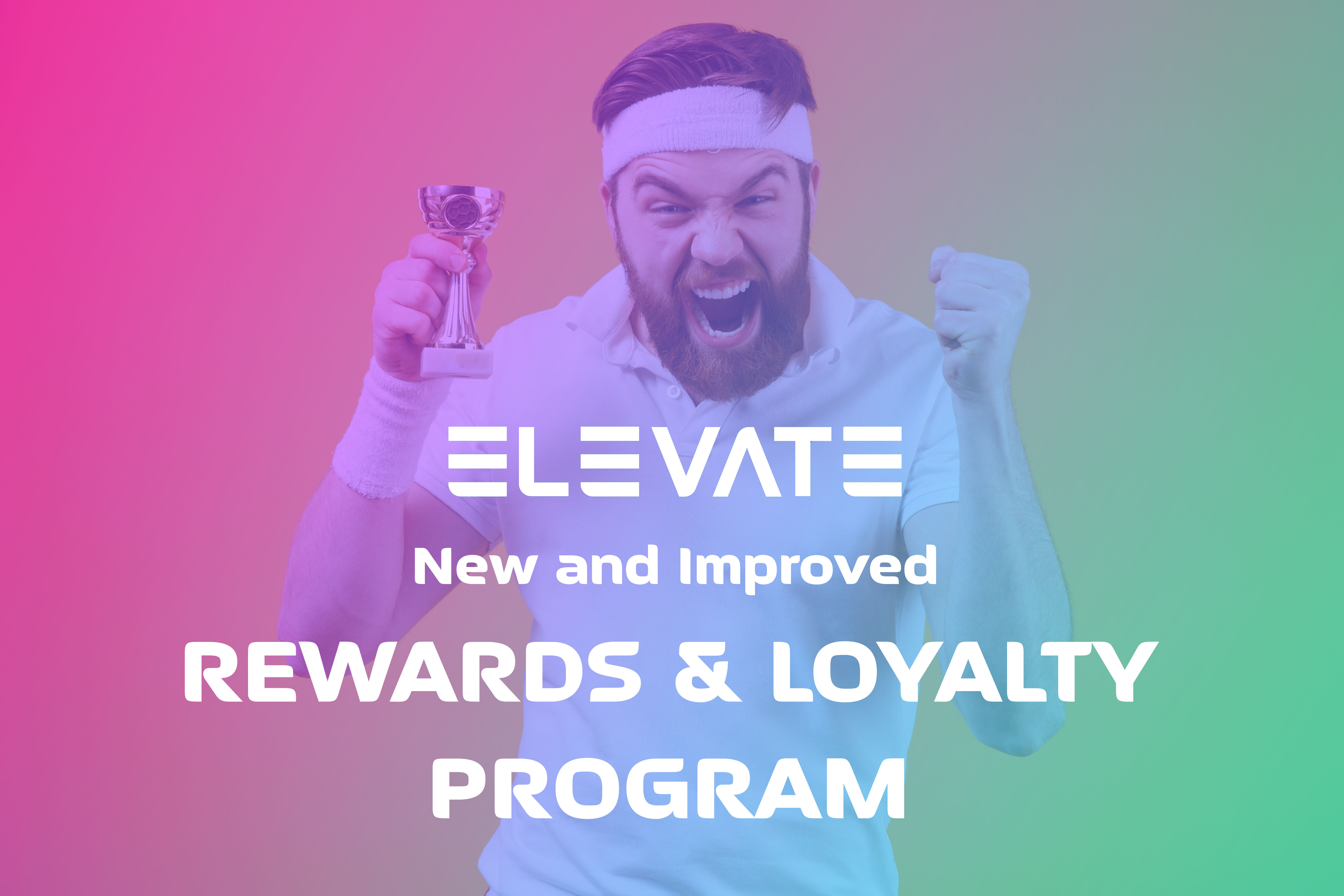 Elevate Fitness Reward Program