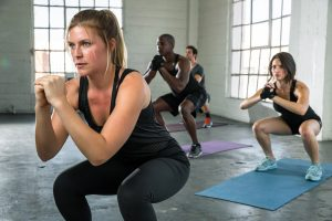 Exercising to Survive Life at Elevate Fitness