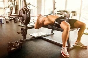 Tips for a better bench press at Elevate Fitness in Syracuse