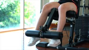 How to Use the Leg Extension Machines at Elevate Fitness