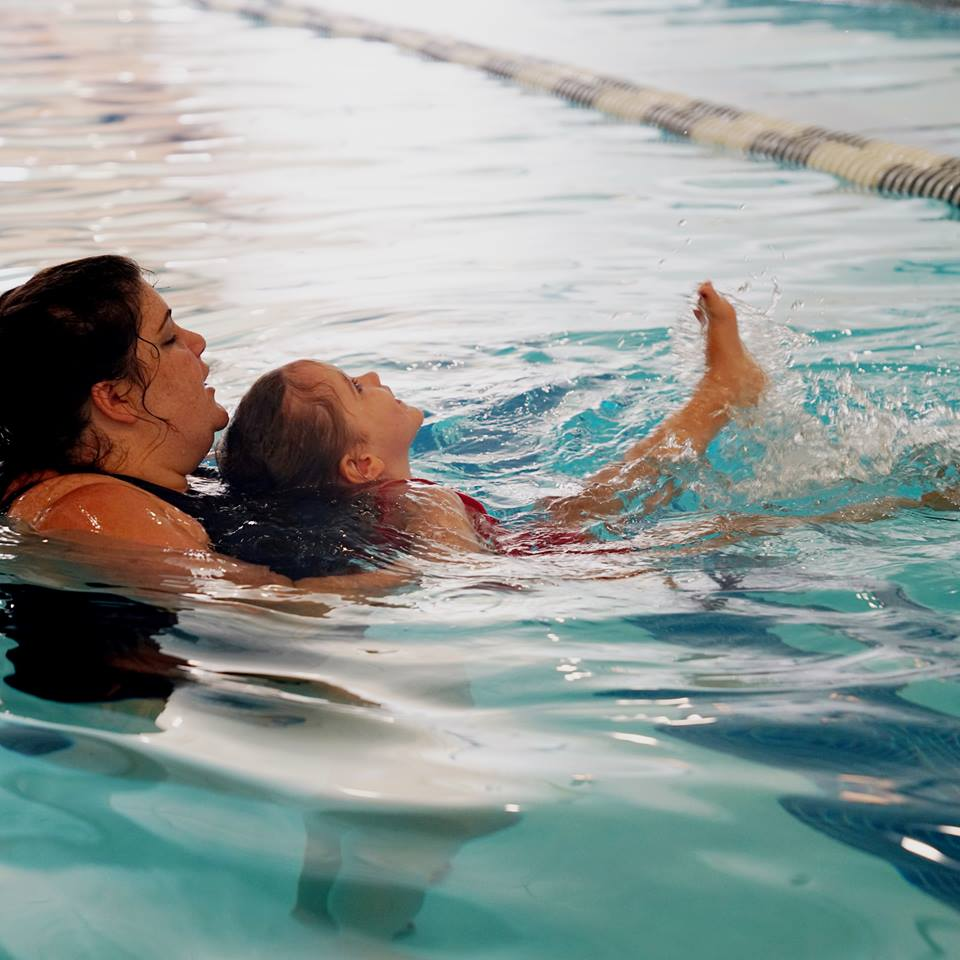 Swim Lessons at Elevate Fitness in Dewitt and Liverpool
