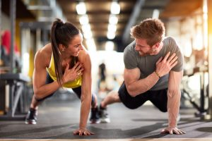 Why you should bring your significant other to the gym with you