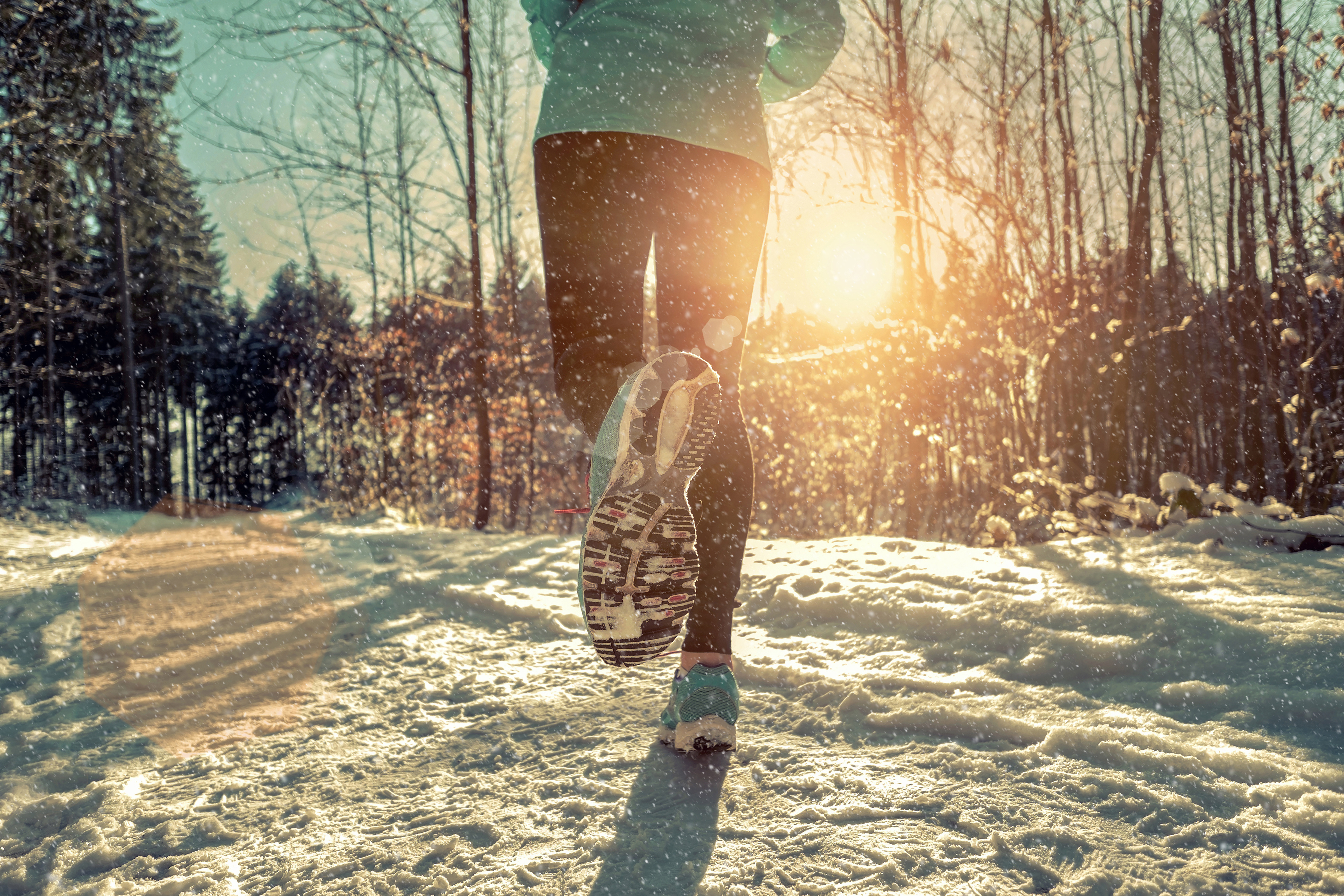 Winter Running Survival with Kevin Collins from Elevate Fitness in Syracuse