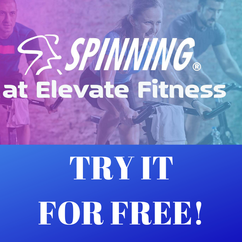 Try a Free Spinning Class at Elevate Fitness in Syracuse