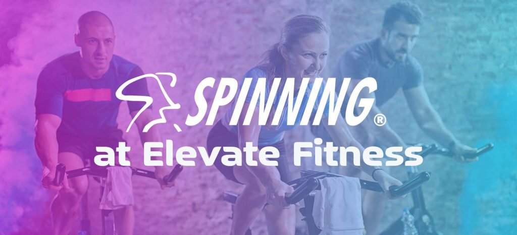 Spinning at Elevate Fitness in Syracuse