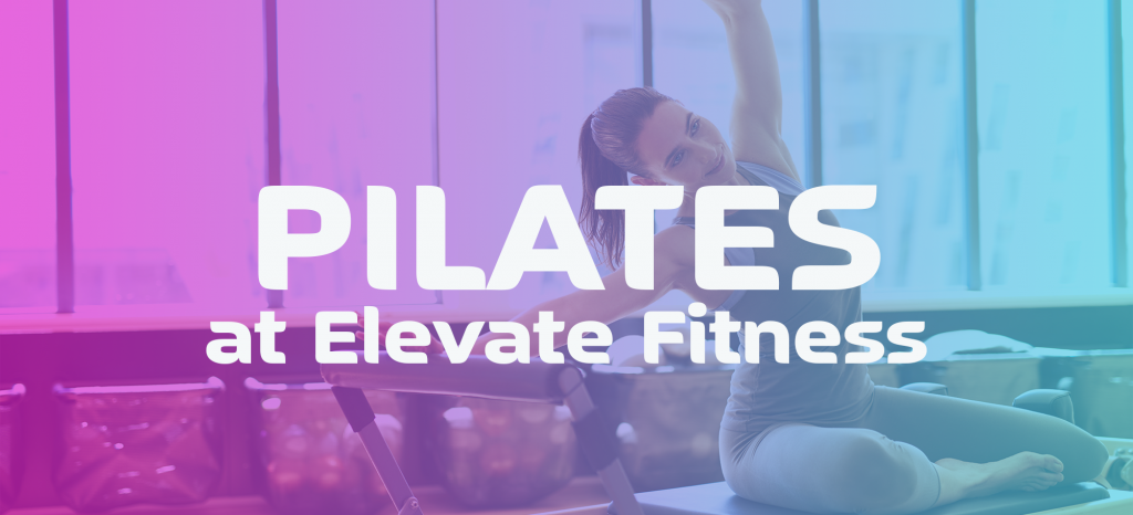 Pilates at Elevate Fitness in Dewitt