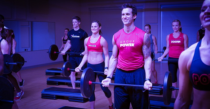 Get a cardio workout while lifting weighs at Elevate Fitness in Syracuse