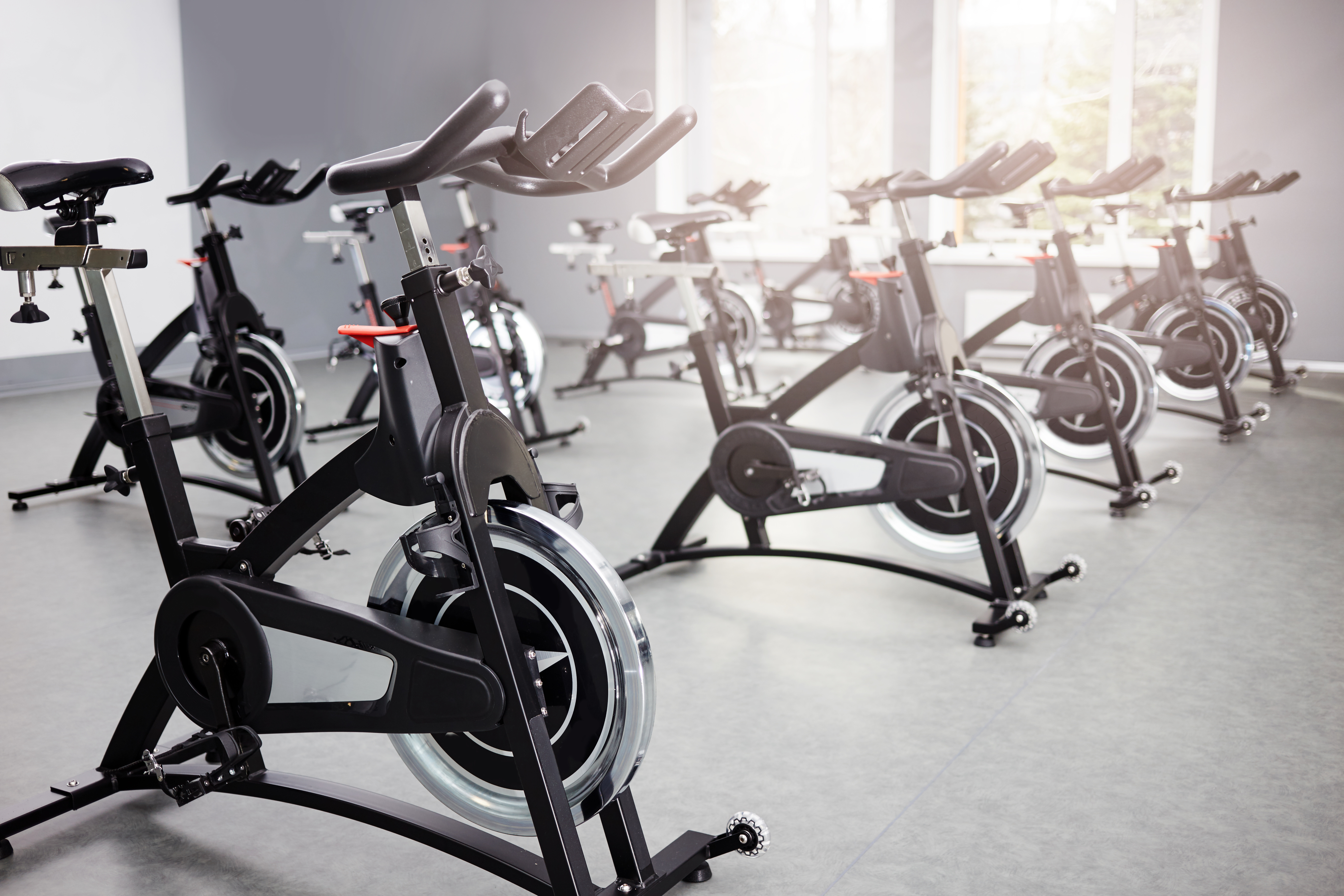 Lose Weight Spinning at Elevate Fitness in Syracuse
