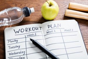 How To Introduce Exercise Into Your Weekly Schedule from Elevate Syracuse