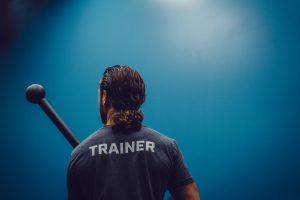 Steel Mace Training at Elevate Fitness in Dewitt