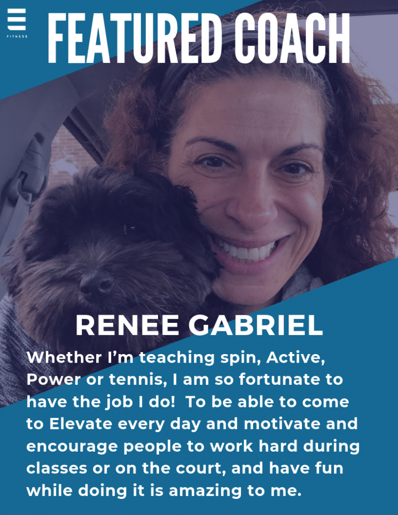 Elevate Fitness Liverpool's Featured Coach for August is Renee Gabriel