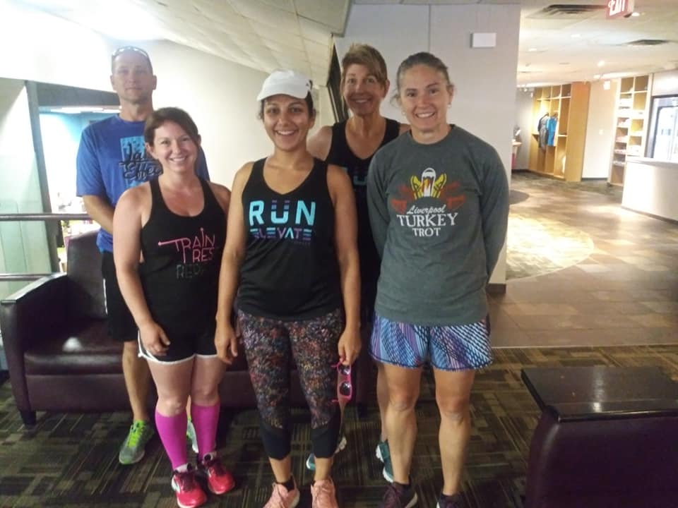 Why Husna's Sticking with the Elevate Fitness Run Club in Syracuse