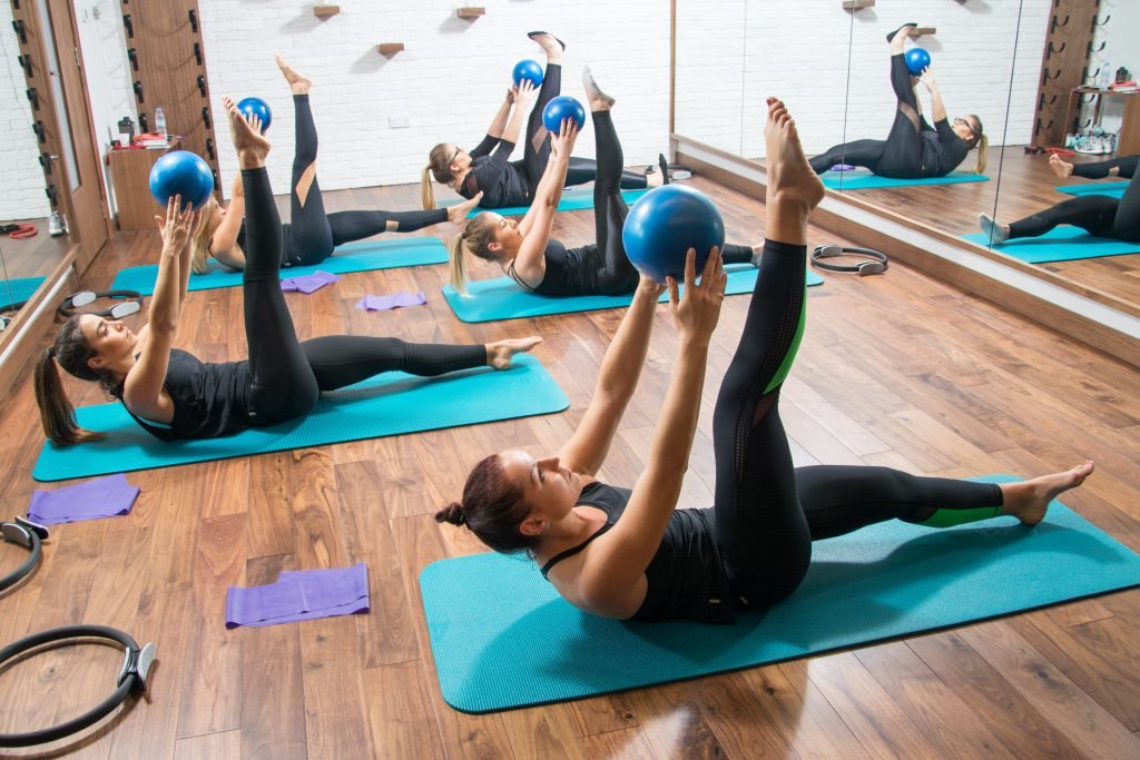 Essential Pilates at Elevate Fitness in Dewitt