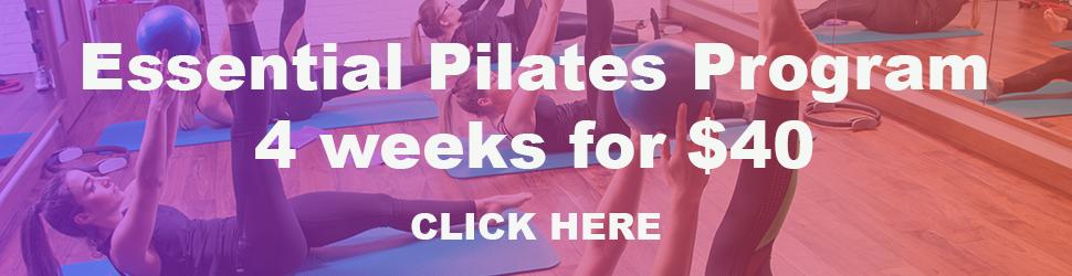 Essential Pilates at Elevate Fitness in Dewitt