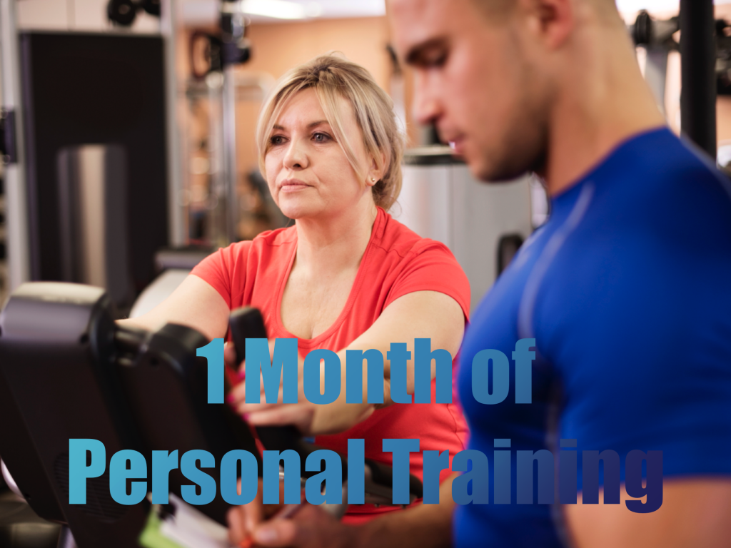 1 Month of Free Personal Training at Elevate Fitness Gym in Syracuse