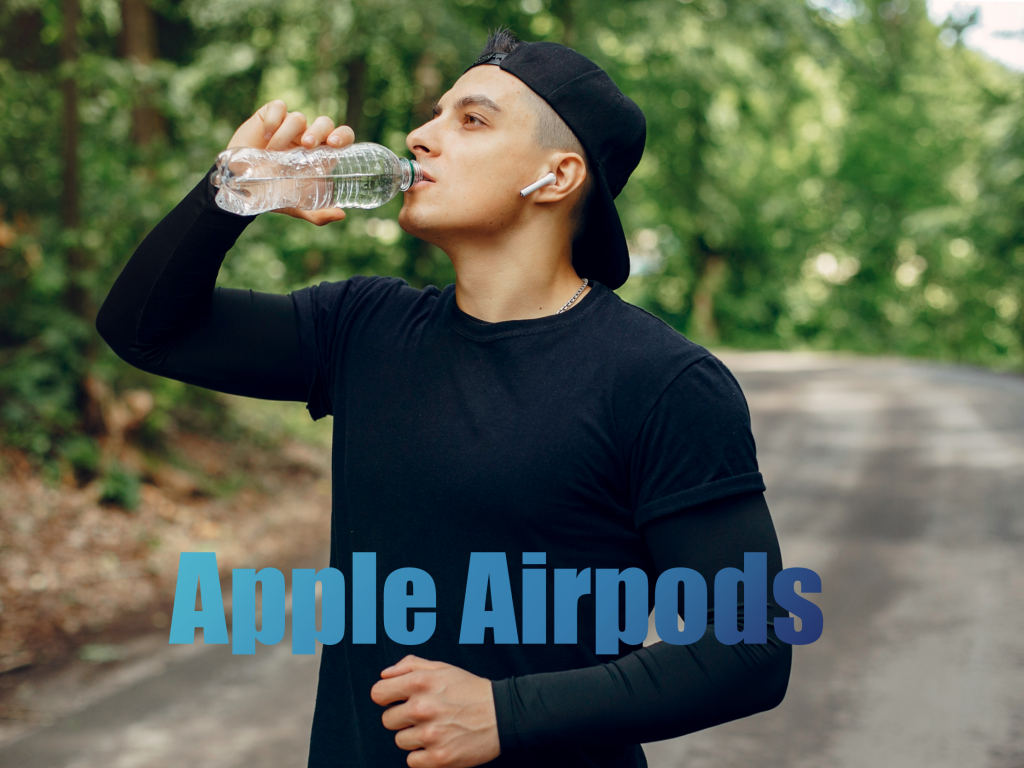 Apple Airpods from Elevate Fitness Gym in Syracuse