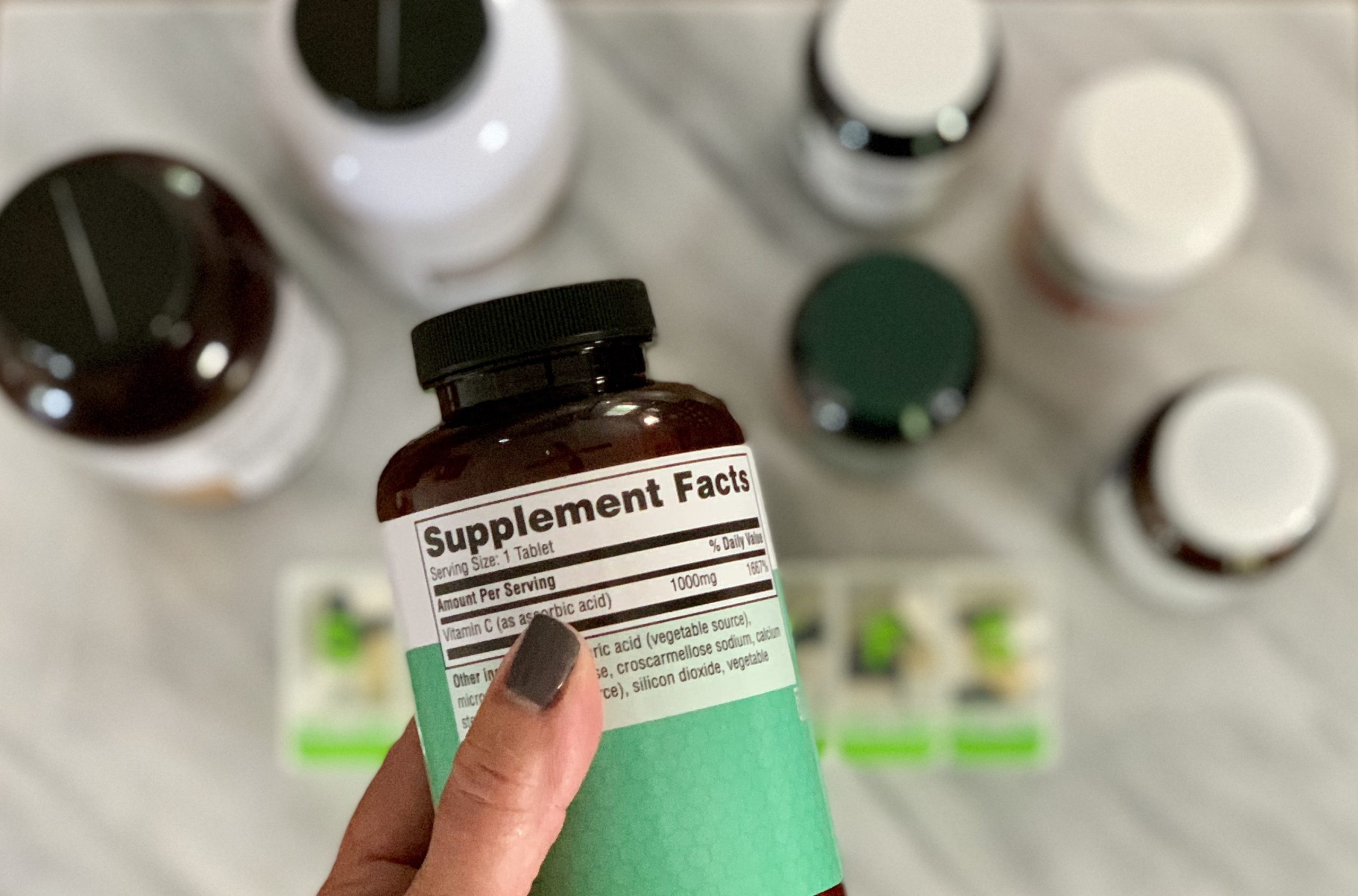 Vitamins and Supplements at Elevate Fitness Gym in Syracuse, Dewitt and Liverpool